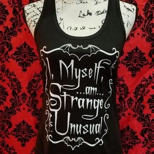 Nwt gothic tank top too fast